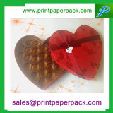 La sucrerie de chocolat a annoncé le cadre de papier