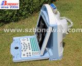 Varredor veterinário profissional do ultra-som para a imagem latente da gravidez
