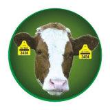 RFIDの家畜の識別を追跡する動物の耳札