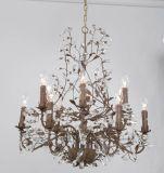 Lámpara elegante frustrada de oro de la venta superior de la fábrica con la UL