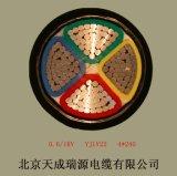 Middelgroot Geïsoleerde pvc van de Leider van het Koper van het Voltage XLPE/de LuchtKabel van de Macht van de Schede