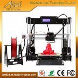 2017大きい印刷領域220*220*240mmのDIY 3Dプリンター