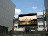 Schermo esterno pieno del quadro comandi del LED dell'affitto di colore P10 di HD video del LED/