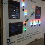 Nuevos IP67 impermeabilizan tres pilas del LED de la luz de indicador