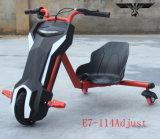 3つの車輪の2017年の到着のE7-114電気スクーター