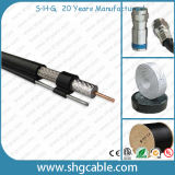 CATV Coaxial Cable Rg11 Messenger