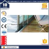 Padrão da reunião As2047 da porta deslizante de parede de divisória do vidro da boa qualidade