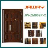 China-Berufshersteller-Entwurfs-Stahlsicherheits-Tür, Stahltür
