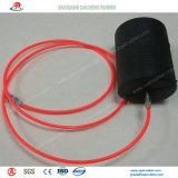Tipo tapón de goma de puente del tubo para la presión de prueba en tubería