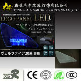 LEDのトヨタVellfireのための自動車の窓ライトロゴのパネル・ランプ