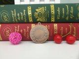 青銅色ブランク挿入フラッシュロゴはメダルを遊ばす