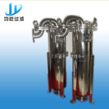 Wasser-Filter-Systems-einzelner Beutelfilter