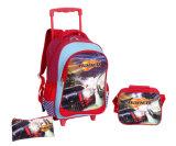 Backpack вагонетки школы фабрики BSCI (BSH20705)