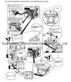 [ألنك] [بوور جنرأيشن] مصنع ترقية عمليّة بيع لأنّ [10كفا] ديسل مولّد