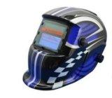 Шлем заварки лицевого щитка гермошлема безопасности автоматический затмевая