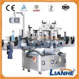 Máquina de etiquetado de la máquina de embotellado que capsula