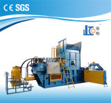 Completamente prensa Hba100-110110 horizontal automática para o papel do Waster