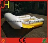 Barco inflable de los pescados de vuelo del nuevo diseño, pescado de vuelo