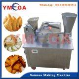Edelstahl automatische Samosa faltende Maschine