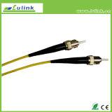 Cabo da correção de programa da fibra óptica da palavra simples 2.0mm 3.0mm da manutenção programada St-St