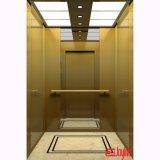 El último elevador de la elevación del pasajero de la tecnología 630kg-1000kg con la cabina hermosa