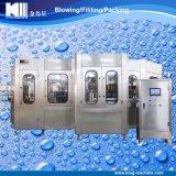 Linha completa de enchimento automática do equipamento da água de mola