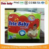 De beschikbare Prijs van de Fabriek van Fujian van de Fabrikant van de Luier van de Baby Tete