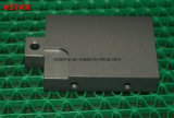 Alta precisão CNC Usinagem Anodização de alumínio para Enrolar Máquina