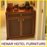 Cabina de cinco estrellas de madera del refrigerador de los muebles del hotel/cabina del refrigerador