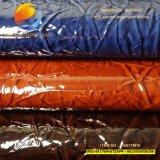 Hohes Qualiy synthetisches Leder für Kleid Fsb17m1e