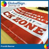 Bandiera della flessione del PVC Frontlit della fabbrica 440GSM (13oz) 500d*500d 9*9 della Cina