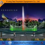 De Fontein van de Muziek van de Vorm van het Water van Poolcombation van het Water van de Vorm van de bloem