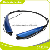 A venda por atacado da fábrica a maioria de auriculares estereofónicos de Bluetooth do esporte de pouco peso popular aceita o pedido experimental