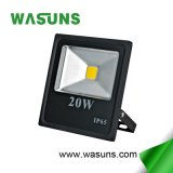 Iluminação da inundação do diodo emissor de luz do diodo emissor de luz 20W China da ESPIGA da boa qualidade
