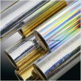 金属で処理されたレーザーのペーパー