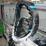 Desfibradora del eje del tubo del HDPE sola