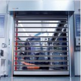 Porta de alta velocidade do obturador de rolamento do aço galvanizado (HF-J16)