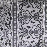 Elastano de nylon Elastic Lace Stretchy Floral Trim Lace
