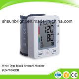 Monitor da pressão sanguínea do pulso