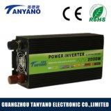 12V 110V/220Vの2000Wによって修正される正弦波インバーターフルパワー車力インバーター