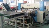 Machine de découpe automatique de l'alimentation hydraulique de la courroie transporteuse CNC