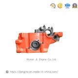 di cilindro 6HK1 della testata parti di motore del camion dell'iniettore direttamente