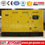 générateur diesel électrique silencieux de 280kw 350kVA produisant des jeux avec l'engine de Perkins
