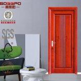 ホテルの部屋の終了するペンキのFronエントリ木のドア(GSP8-024)