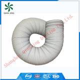 Conducto de aluminio flexible semirrígido para el secador (4 tornillos)