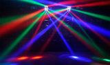 8X10W RGBW 4in1 LED Träger-Armkreuz-beweglicher Kopf für Disco-Beleuchtung
