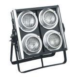 Luz principal móvil de la luz Nj-L4a LED de la anteojera de los ojos de la MAZORCA 4 del LED para la iluminación de Stage/DJ/Disco/KTV/Nightclub