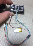Lettore di schede della banda magnetica con la funzione interrotta