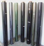 La vente chaude du marché du Brésil 1 pli teint Anti-Rayent le charbon de bois de film d'isolation de guichet de véhicule