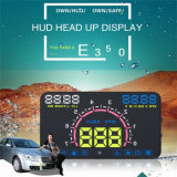 Kopf herauf Display E350 mit Driving Distance Measurement